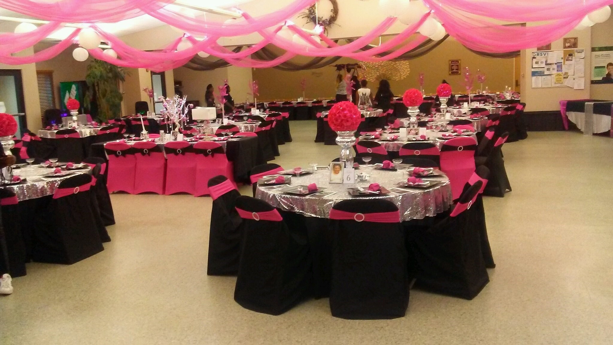 Rental and Catering